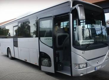 Marijampolėje – dar daugiau naujų autobusų