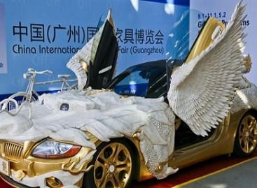 BMW – Skraidančio drakono stiliumi