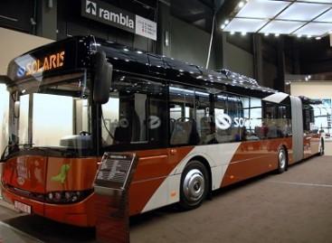 """Hanoveryje debiutuos naujas """"Solaris Urbino"""""""