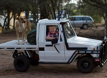 Transporto priemonės – vaikams