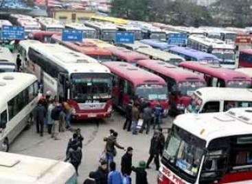 Vietnamo autobusų stotyse žadama įvesti tvarką
