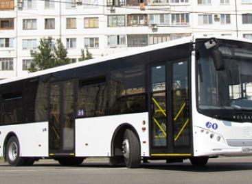 """Atnaujintas """"CityRitm"""" autobusas"""