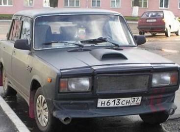 Baltarusiškų transporto priemonių dizainas
