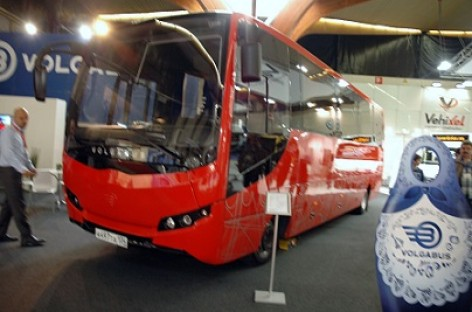 """""""Busworld 2013"""" – ir rusiškas autobusas"""