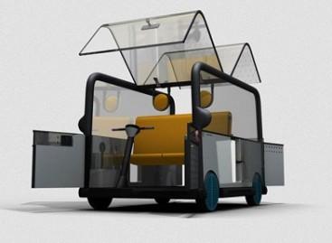 Ateičiai – dėžutes primenantis viešasis transportas