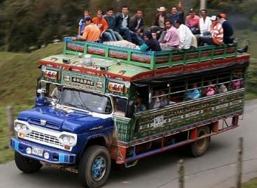 Žaismingi autobusai