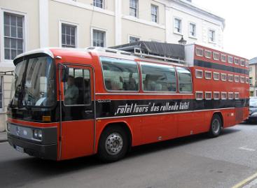 Viešbutis – autobuse