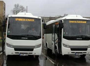 Keleivių vežėjai renkasi modernias informavimo sistemas