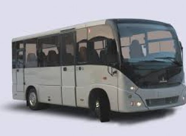 Baltarusiški autobusai surinkinėjami Azerbaidžane