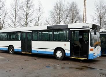 Nuo pirmadienio 40-uoju maršrutu vilniečius veš privatūs autobusai