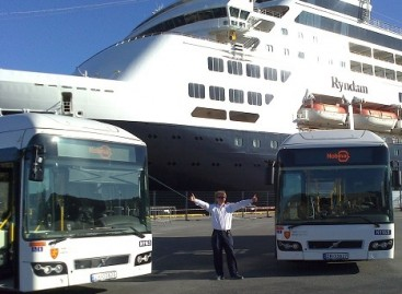 Lietuvio autobuso vairuotojo kasdienybė – už poliarinio rato