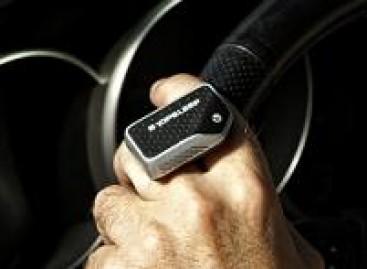 Unikalus prietaisas neleis užmigti prie vairo