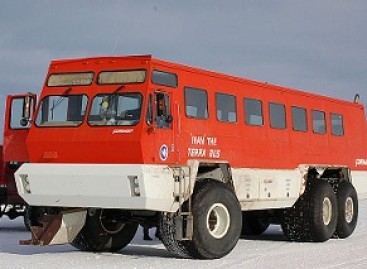 """""""Terra Bus"""" – unikalūs autobusai iš Kanados"""