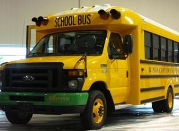 Ukrainiečiai pristatė pirmąjį elektrinį autobusą