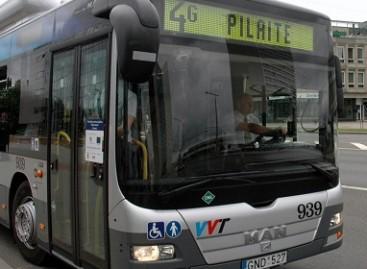 Eismo problemas sostinėje išspręs greitųjų autobusų sistema?