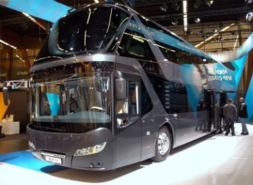 Vokietijoje tarpmiesčio autobusais keleivių vežta dvigubai daugiau