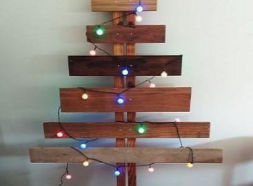 Neįprastos kalėdinės eglutės