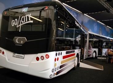"""Sankt Peterburgui siūlomas """"Göppel"""" autobusas"""