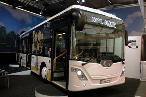"Vokiškieji ""Goppel"" – ""Busworld Europe"" parodoje"