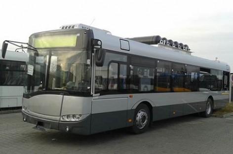 """Naujieji """"Solaris Urbino CNG"""" jau išvyko į Lietuvą"""