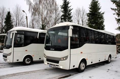 Panevėžyje – daugiau naujų autobusų
