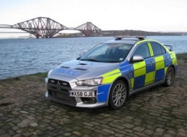 Policijos automobiliai iš viso pasaulio