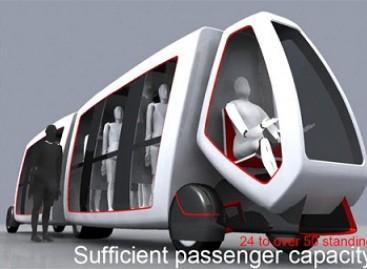"""""""Slimbus"""" – kompaktiškas autobusas miestams"""