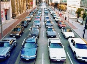 Kaip išvengti spūsčių gatvėse?…
