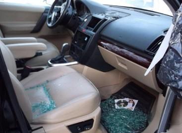 Dėmesio: siautėja automobilių detalių vagys