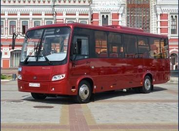 """Pradėta serijinė """"Vektor"""" autobusų gamyba"""