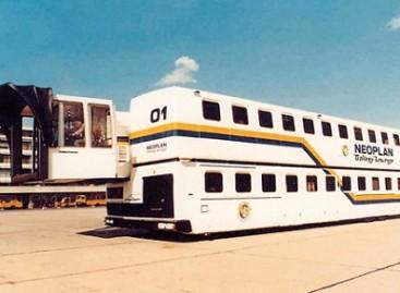 Didžiausias pasaulyje autobusas