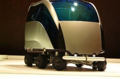 """Hallucigenia I"" – naujoviški mikroautobusai"