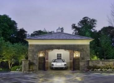 Geriausias garažas mylimam automobiliui