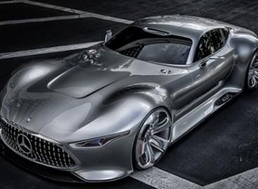"""Mercedes-Benz AMG Vision Gran Turismo"""