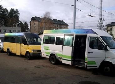 Vilniuje eismo tvarkaraščiuose išskiriami mažos talpos autobusų reisai
