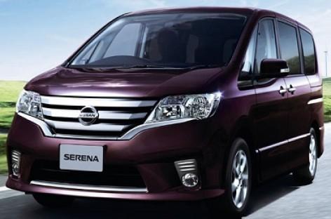 """Nissan Serena"" tapo saugesnis bei ekonomiškesnis"