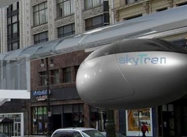 Bordo atsiras oro tramvajus