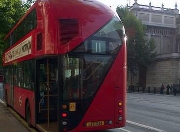 Londone brangs važiavimas viešuoju transportu