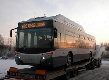 Sostinėje – dar keturi ispaniški autobusai