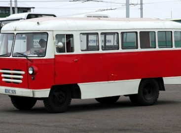 """Bendrovei """"Kauno autobusai"""" – 80 metų"""