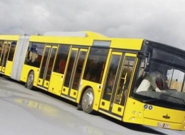 Baranovičių autobusų parke – nauji autobusai