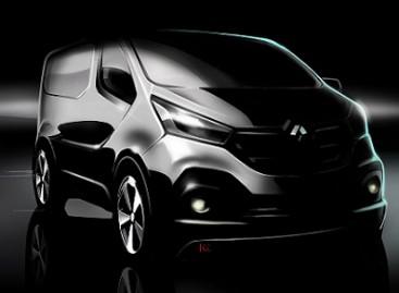 """Koks bus trečiosios kartos """"Renault Trafic""""?"""