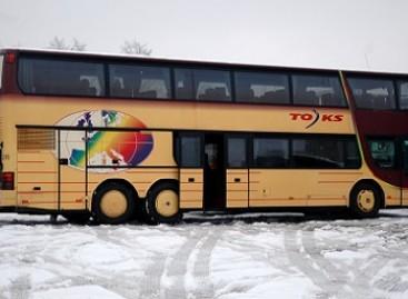 Maršrutiniai autobusai iš Lietuvos į Ukrainą važiuoja įprastu režimu