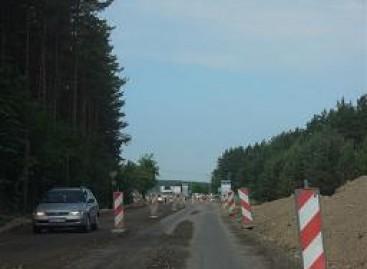 Ministrų kabinetas pritarė kelio Vilnius–Utena rekonstrukcijai