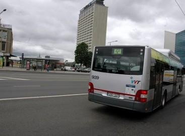Praplatinus gatves, Vilniuje įrengta beveik 1,5 km naujų A juostų