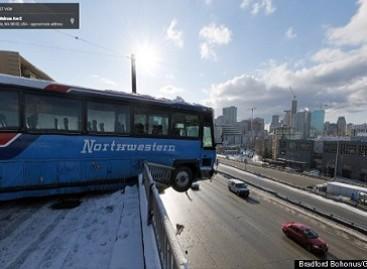 """Įdomesni """"Google Maps Street View"""" užfiksuoti vaizdai"""