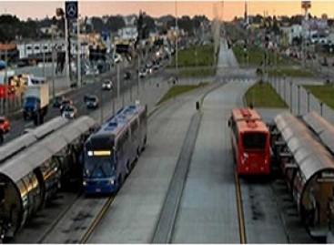 Kuritibos BRT sistema – tarp geriausių pasaulyje