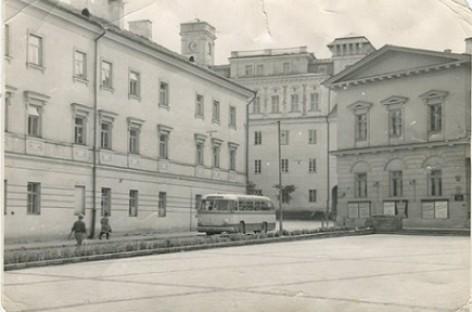 Prieš 55-erius metus Lietuvoje pasirodė pirmieji LAZ autobusai