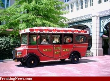Transporto priemonės ir… meilė