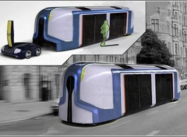 Moduliniai autobusai